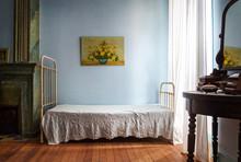 Altmodisches Zimmer Schlafzimm...