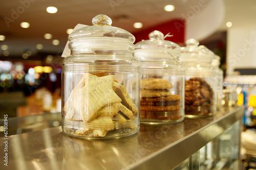 Cookies in Jars Fototapete