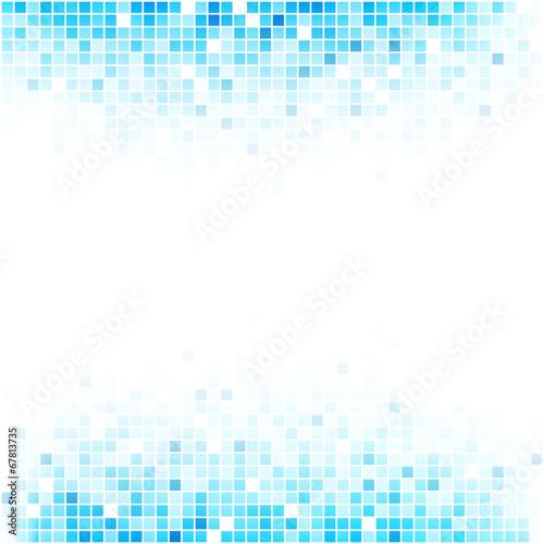 Mozaika tło wektor Obraz na płótnie