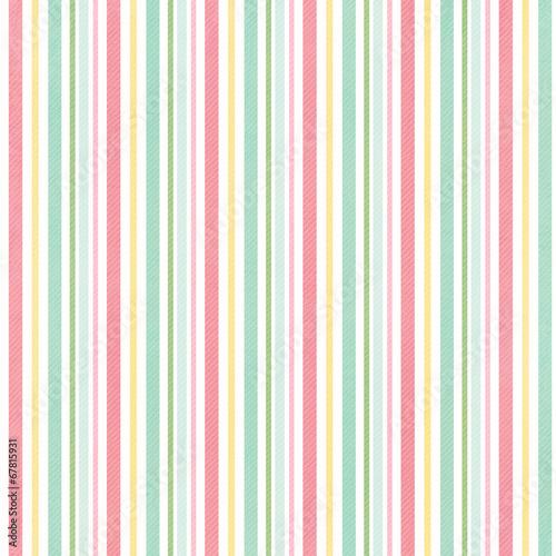 Tapeta ścienna na wymiar Retro stripe pattern with bright colors