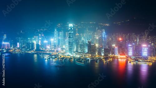 Fotografie, Obraz  Hongkong
