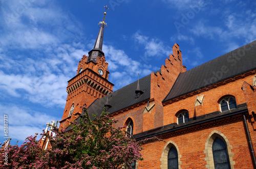 Fototapeta Katedra w Tarnowie 2