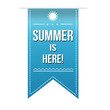 Summer is here banner