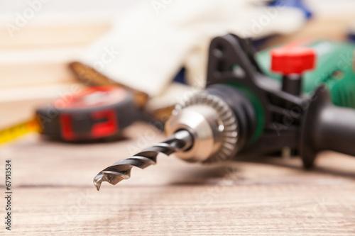 Fotografia  Carpenter's workshop