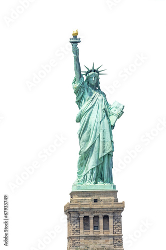 Fotografia  The Statue of Liberty, NYC