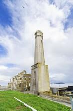 Alcatraz Island Lighthouse, Sa...