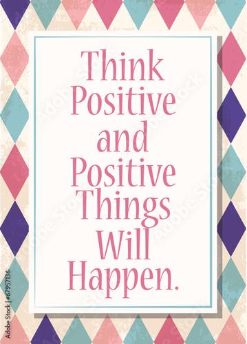 mysl-pozytywnie