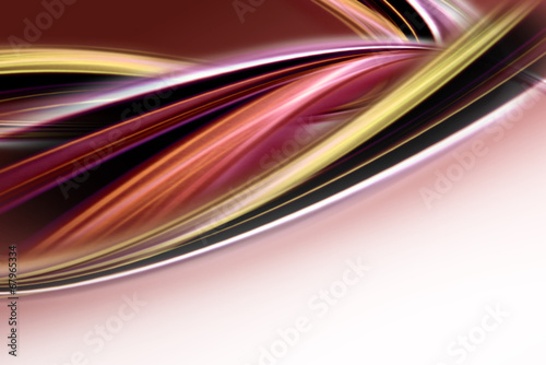 Acrylic Prints Abstract wave abstract elegant background design with space for your text