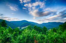 Valley Near Maggie Valley Nort...