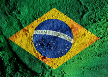 Brazil Flag Theme Idea Design