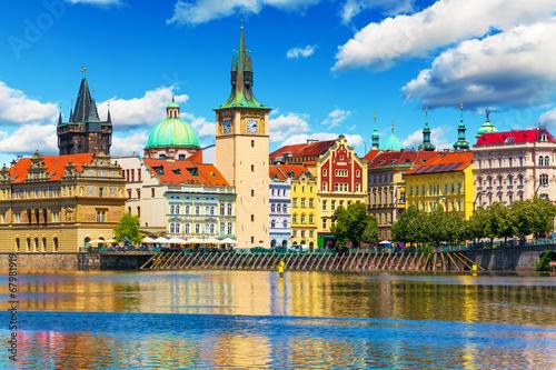 Photo Old Town in Prague, Czech Republic