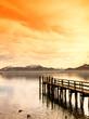 wooden jetty 128)