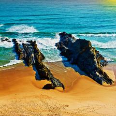 Obraz na Szkle Ocean