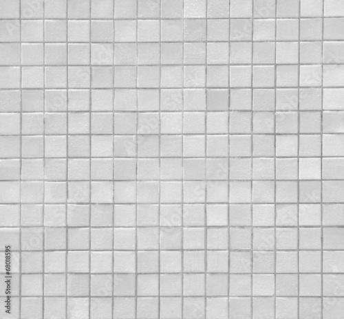 Fotografía  white mosaic