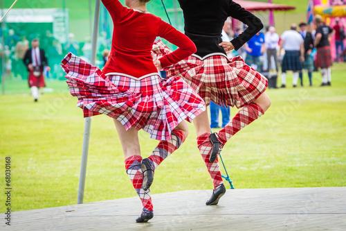 Fototapeta Highland Games #6 - Céilidh, Scotland obraz