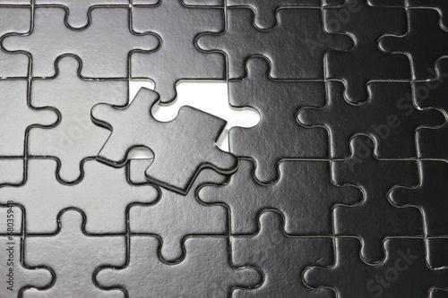 Photo letztes Puzzleteil