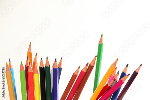 Fotografía  crayons rentrée