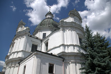 Catholic Cathedral In Chelm Near Lublin Poland