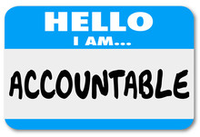 Hello I Am Accountable Name Ta...