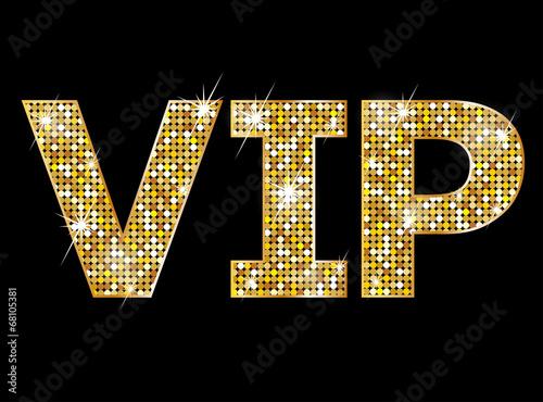 Fotografía  Very important person - VIP icon