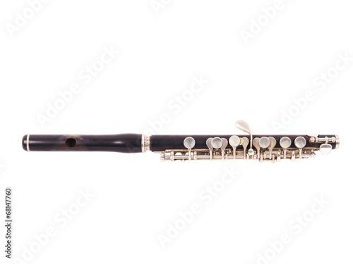 Fotografie, Obraz  flute piccolo
