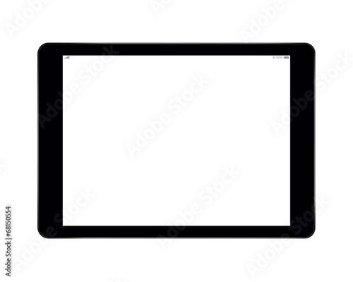 Fototapeta Tablet computer obraz na płótnie