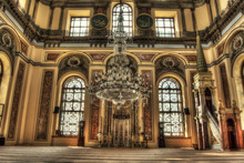 Dolmabahçe Mosque@Istanbul