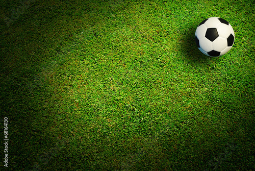 Photo  Soccer ball football sport