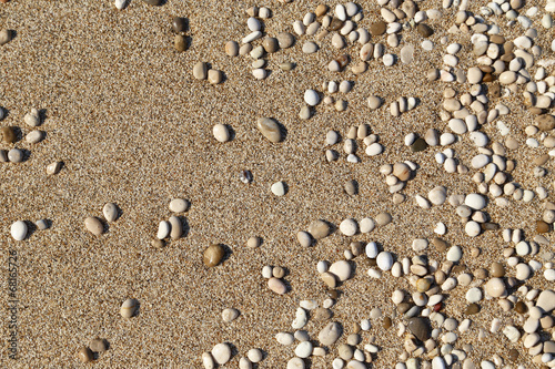 piasek-i-maly-otoczak-tekstury-tlo