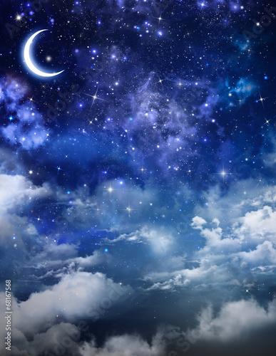 piekne-tlo-nocne-niebo
