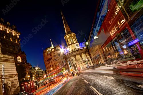 Photo  Langham Place, London