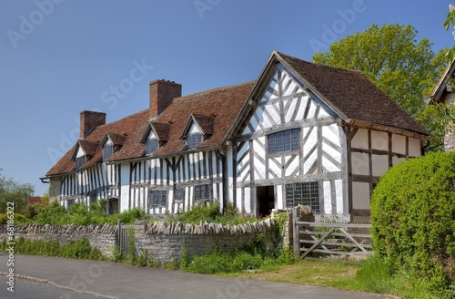 Photo  Mary Arden's house