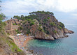 Playa de Es Codolar. Tossa de Mar. Catalunya