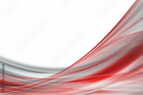 Foto op Aluminium Abstract wave powerful background design with space for your text