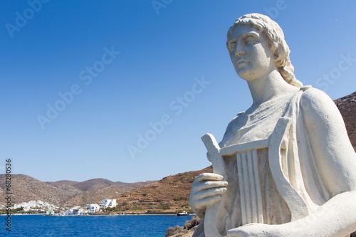 Photo Katapola auf Amorgos, Griechenland