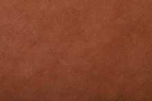 Background Of Dark Brown Leath...