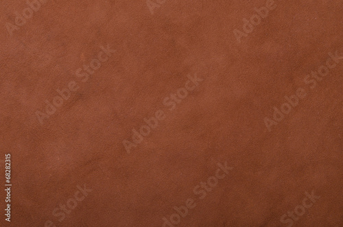 Background of dark brown leather factory