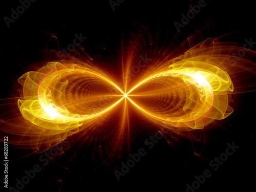 Fotografia  Infinity sign