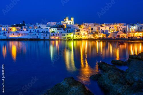 Photo Naoussa à Paros