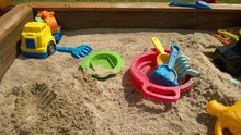 Heute Im Sandkasten