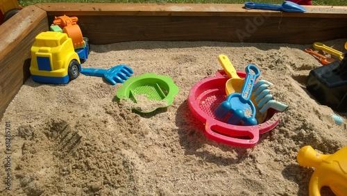 Photo  Heute im Sandkasten