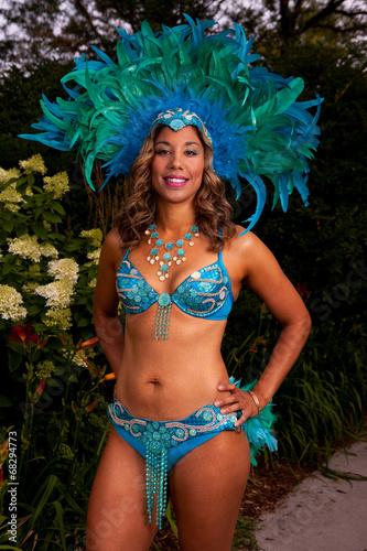 Caribana 2014 costume - Buy this stock photo and explore similar