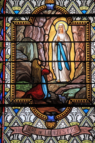 Fotografia  Notre Dame de Lourdes