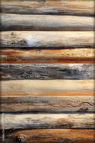 Papiers peints Bois Old Wood Texture .brown wooden wall background