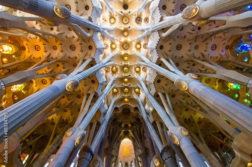 Fényképezés  Sagrada Familia