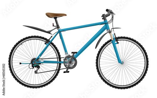 In de dag Fiets Mountain bike