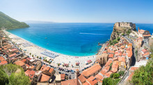 Panoramic View Over Scilla Wit...
