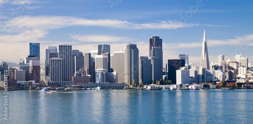 Keuken foto achterwand San Francisco San Francisco Downtown