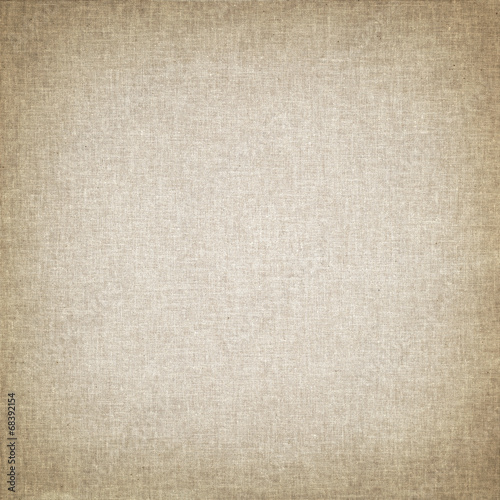Fotobehang Stof Canvas texture background