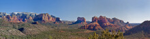 Arizona's Sedona Valley Panora...